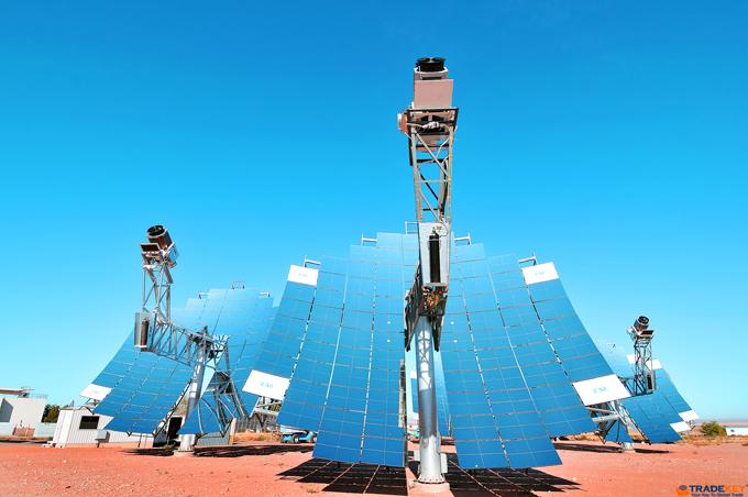 TKN - Solar Panels Saving the Day worth millions of Euros Credit: Sandia Gov.