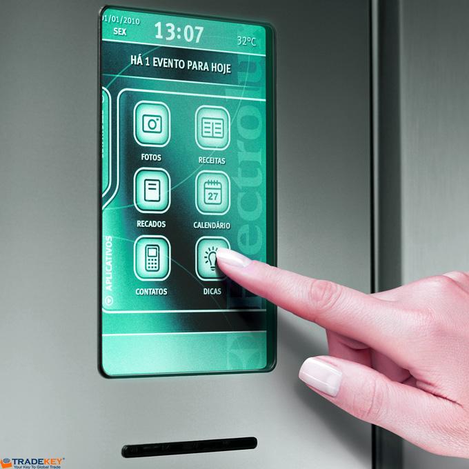 TKN - Computerised Refrigerators credit: Electrolux