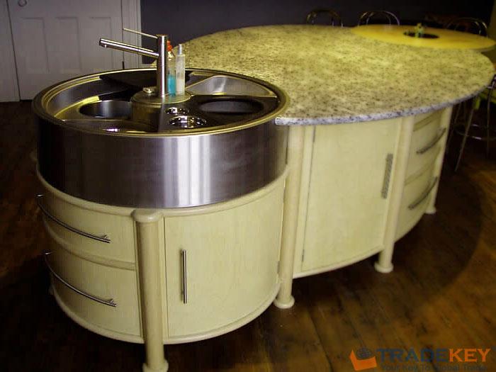TKN- Water Kitchen Stations