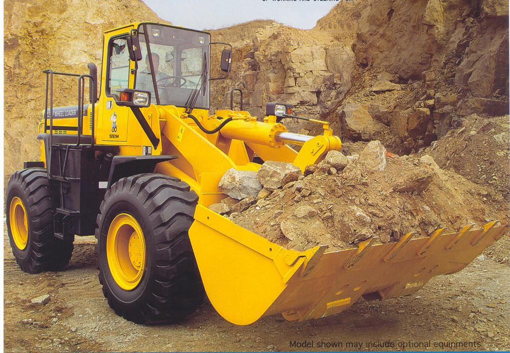 construction machine operator